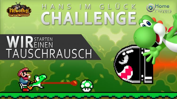 HansimGlueckChallange