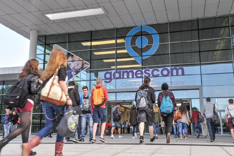 gamescom_Eingang