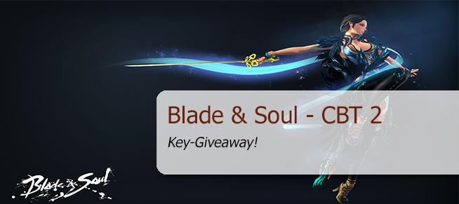 Blade & Sould – CBT 2 Key-Giveaway