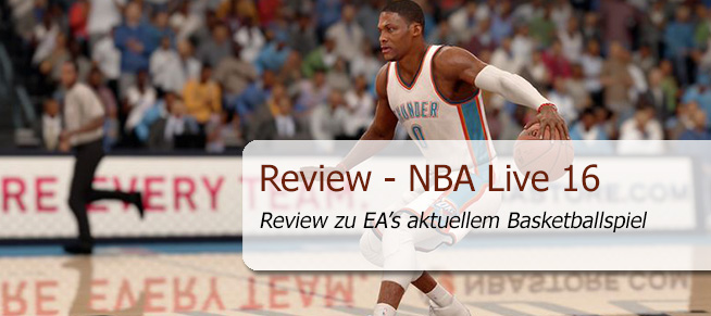 Review – NBA Live 16