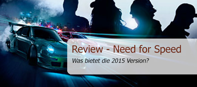 Review – Need for Speed 2015