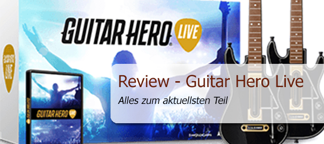 Be a real Rockstar! – Guitar Hero Live Review