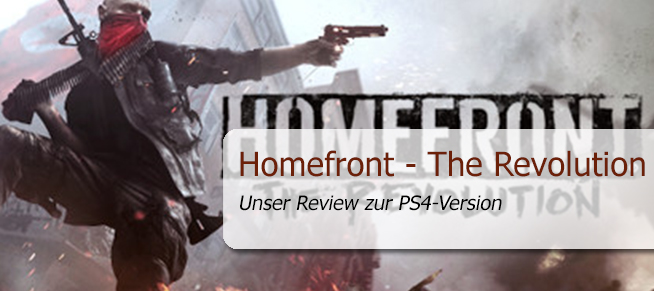 Review – Homefront: The Revolution