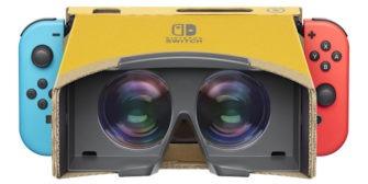 Toy-Con 04 - VR-Set